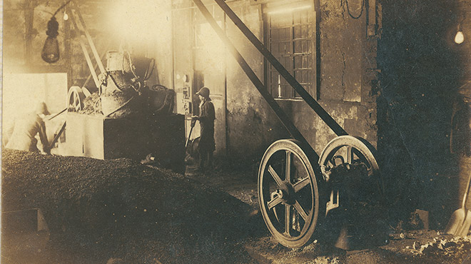 The electric furnace business during the Taisho Period (1912-1926)